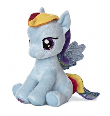 Rainbow Dash 10-inch Sitting Plush (My Little Pony)