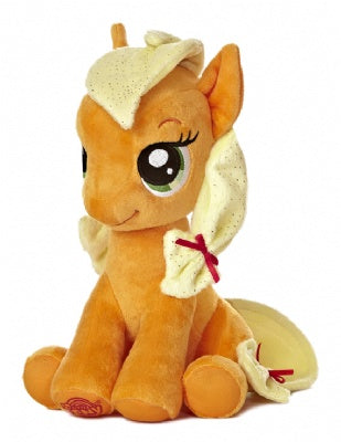 Applejack 10-inch Sitting Plush (My Little Pony)