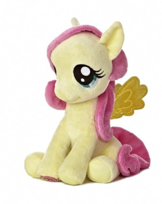 Fluttershy 10-inch Sitting Plush (My Little Pony)