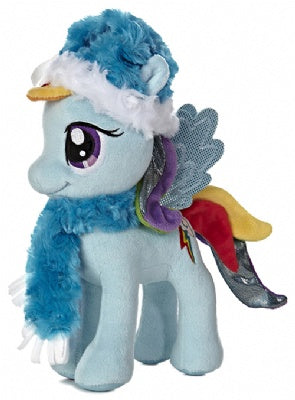 Rainbow Dash Winter Outfit Plush (My Little Pony)