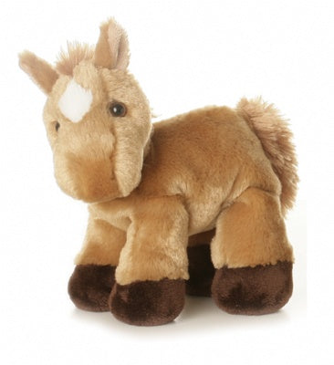 Prancer the Horse (Mini Flopsie)