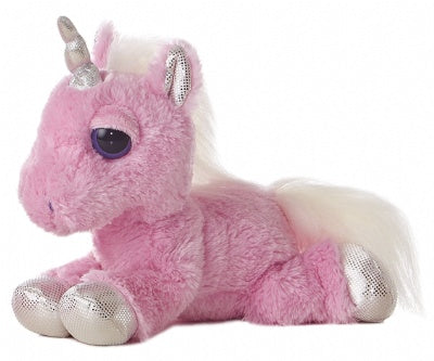 Heavenly Pink Unicorn (Dreamy Eyes)