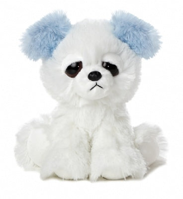 Snow Ball Blue Puppy (Dreamy Eyes)