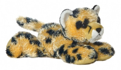 Streak the Cheetah (Mini Flopsies)