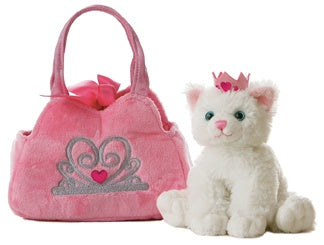 Princess Kitten Pet Carrier