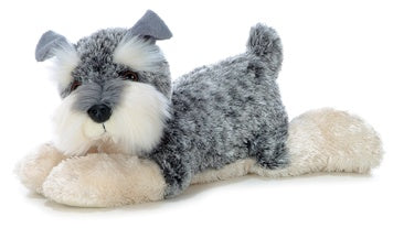 Ludwig the Schnauzer Dog (Flopsie)