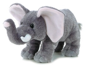 Peanut the African Elephant (Flopsie)