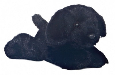 Blackie the Lab (Mini Flopsie)
