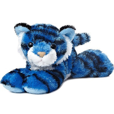 Blue Tanya Tiger (Mini Flopsie)