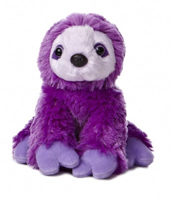 Purple Sloth (Mini Flopsie)