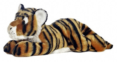Indira the Bengal Tiger Stuffed Animal
