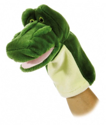 Glade the Alligator (Hand Puppet)