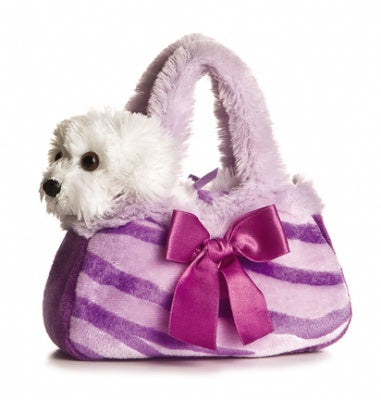 Pretty Puppy Pet Carrier