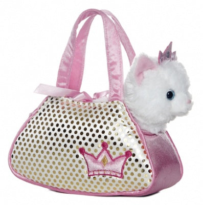 Princess Kitty Pet Carrier