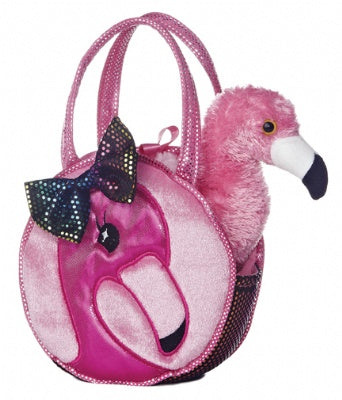 Fabulous Flamingo Pet Carrier