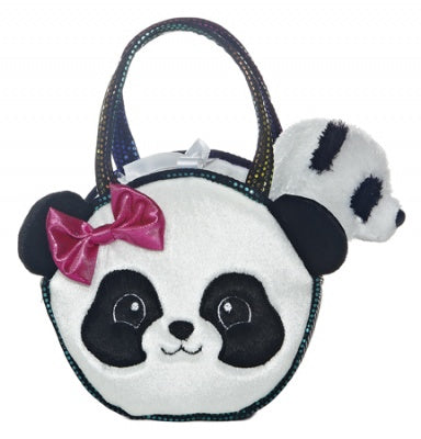 Pretty Panda Pet Carrier