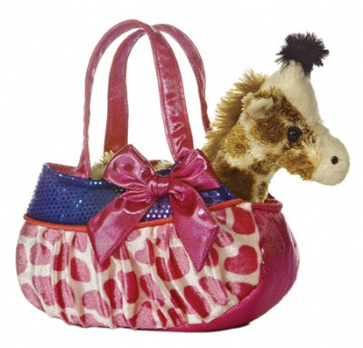Blingy Giraffe Pet Carrier