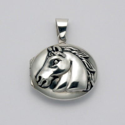 Horse Head Locket
