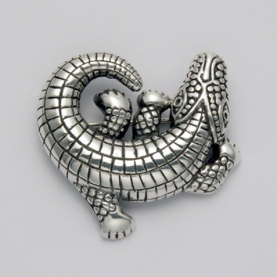 Large Alligator Pin