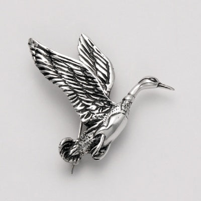 Flying Duck Pin