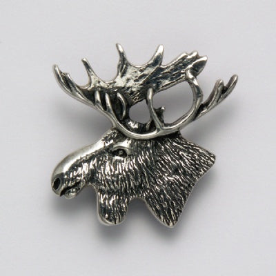 Great Moose Pin