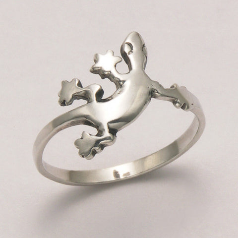 Smooth Lizard Ring
