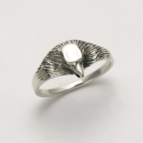 Eagle Head Ring