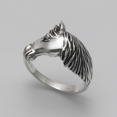 Horse Profile Ring