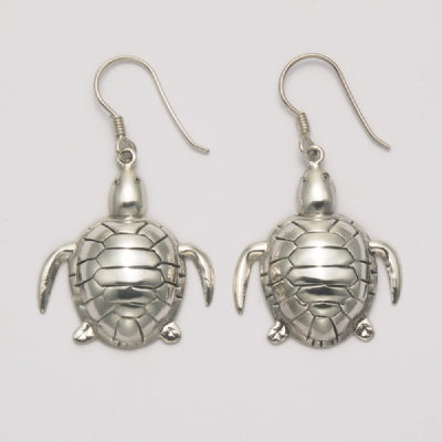 Top Sea Turtle Earrings