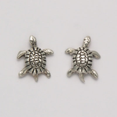 Small Sea Turtle Earrings