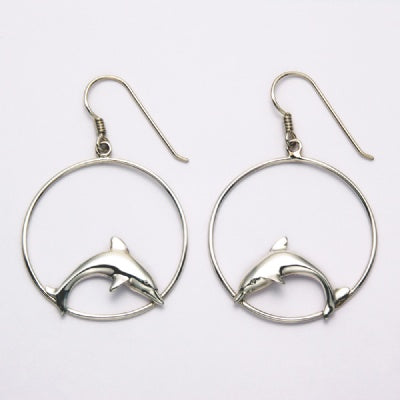 Dolphin Perfomance Earrings