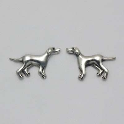 Pointer Dog Earrings