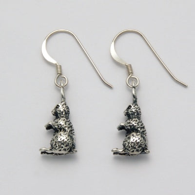 Small Rabbit Earrings