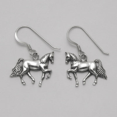 Prancing Horse Earrings