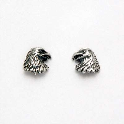 Small Eagle Head Stud Earrings