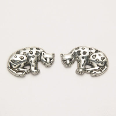 Large Jaguar Earrings
