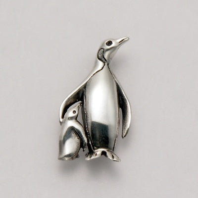 Penguin Parent/Baby Pendant
