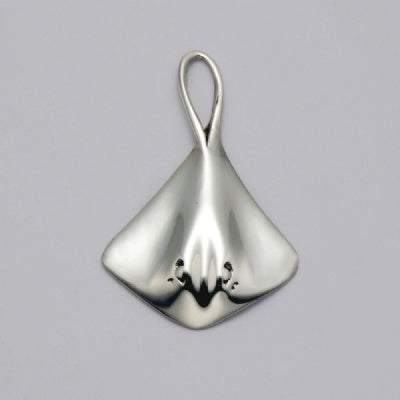 Stingray Pendant Suspended from Tail