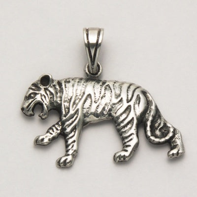 Prowling Tiger Pendant