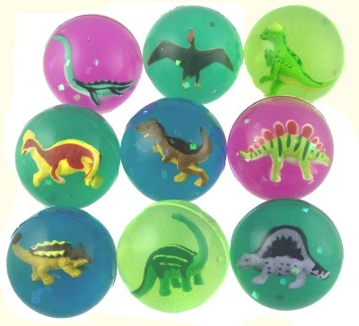 Dino Bouncy Ball (1 Ball)
