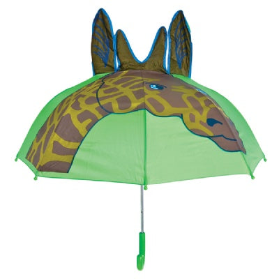 Giraffe Kid Umbrella