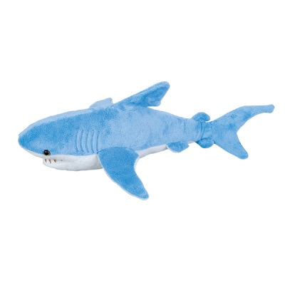"Plush 18"" Blue Shark"