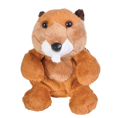 "Beaver 5"" ( Weez Bean Bag Animals)"