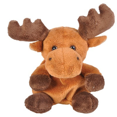 "Moose 5"" ( Weez Bean Bag Animals)"