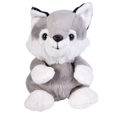 "Wolf 5"" ( Weez Bean Bag Animals)"