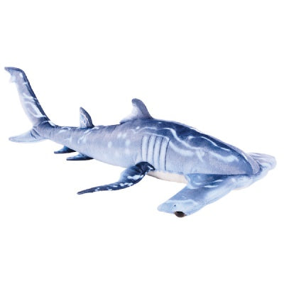 Jumbo Hammerhead Shark Stuffed Animal