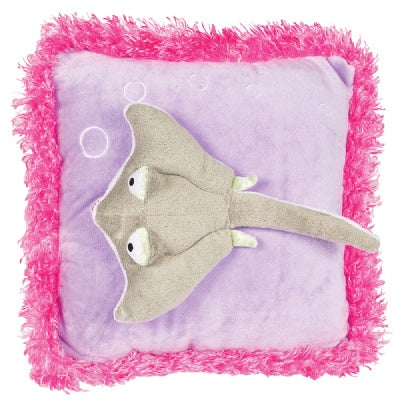 Posh 3D Sting Ray Pillow