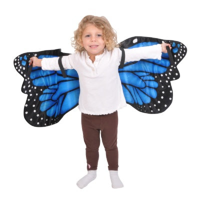Blue Morpho Butterfly Costume: Wings