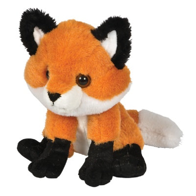 12-inch Zoo Crew Fox Stuffed Animal