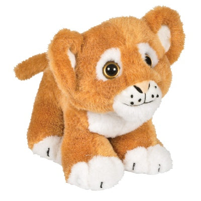 12-inch Zoo Crew Lion Stuffed Animal